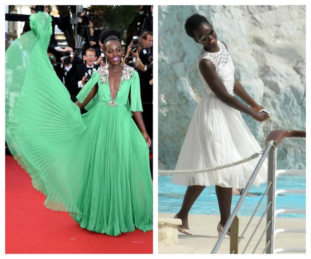 Lupita Nyong'o Cannes 2015
