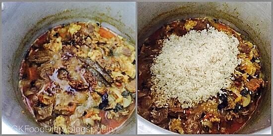 Mutton Biryani-step 4