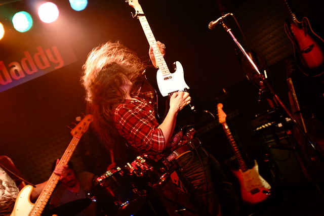 O.E. Gallagher live at Crawdaddy Club, Tokyo, 14 Jun 2015. 301