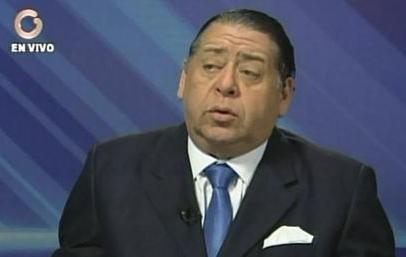 Escarrá: Revocatorio no puede quedar anulado si la sumatoria nacional da 20%