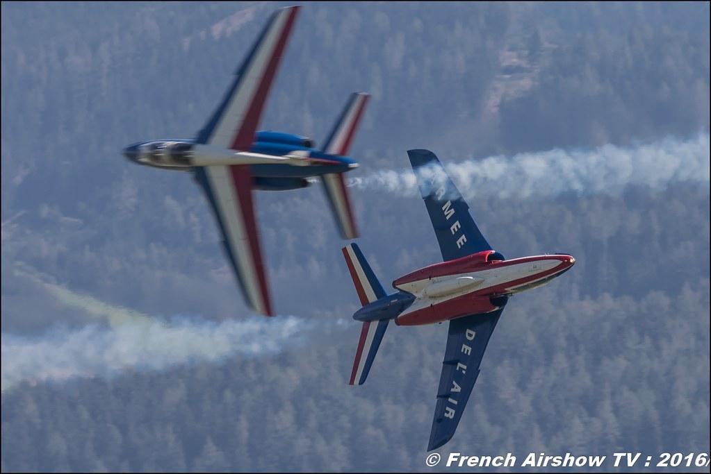 Patrouille de France ,airpower zeltweg 2016 , AIRPOWER16 - Österreichs Airshow , Steiermark , Austria, Canon Reflex , EOS System