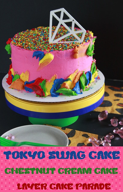 Tokyo Swag Cake