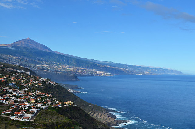 North coast of Tenerife