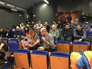 Congrés Constituent UGT-FICA en Lleida - Viernes 11 11 16