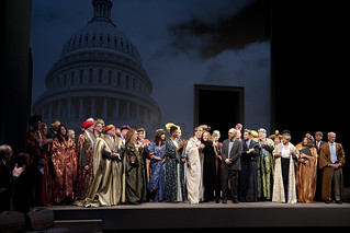 The cast of the Shakespeare Theatre Company's Will on the Hill performance of Speak the Speech, I Pray You!. Photo by Margot Schulman.Will on the Hill 2012 photos by Margot Schulman | by pamelaspunch