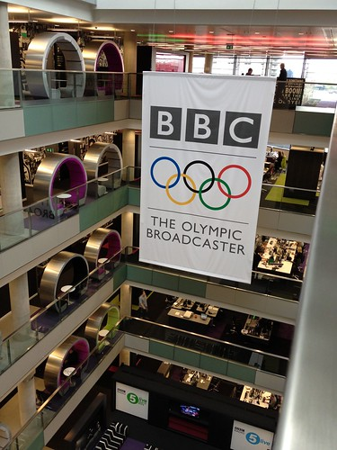 BBC Olympic Broadcasting from Quay House by Tom McCambridge at Athernet | by dullhunk