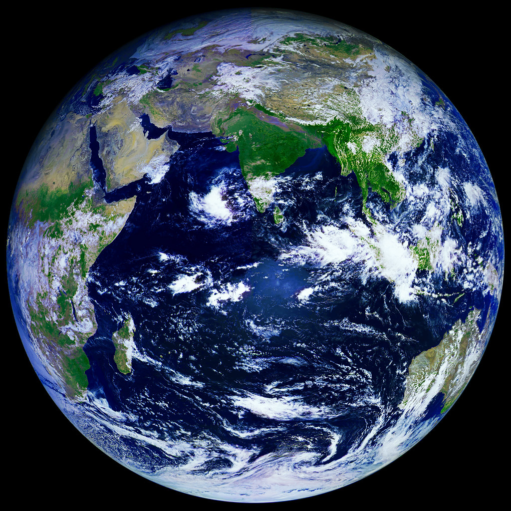 Earth-October | The Highest Resolution Image of our Planet ...