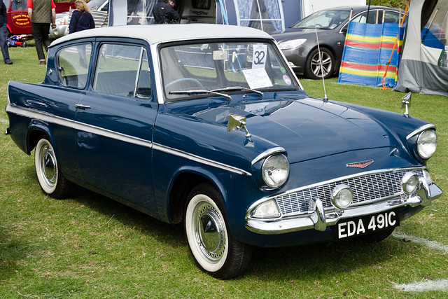 Ford Anglia Super 105e 1965 Flickr Photo Sharing