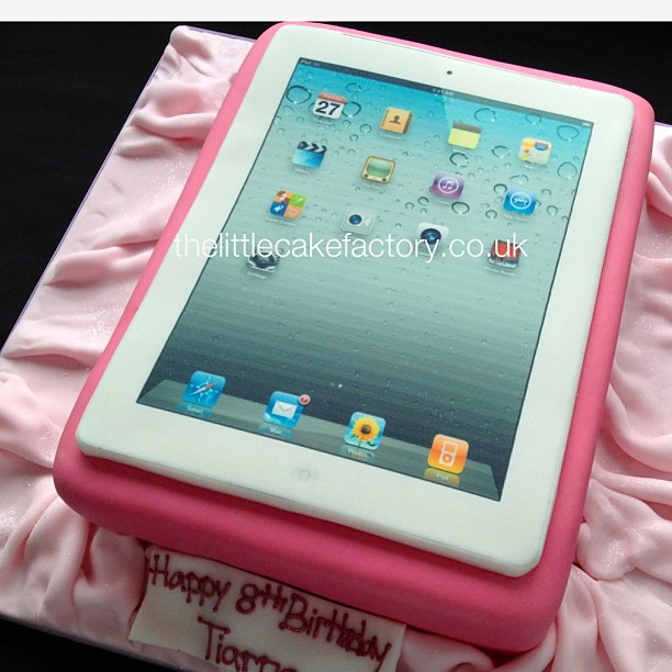 Apple Birthday Cake Recipe