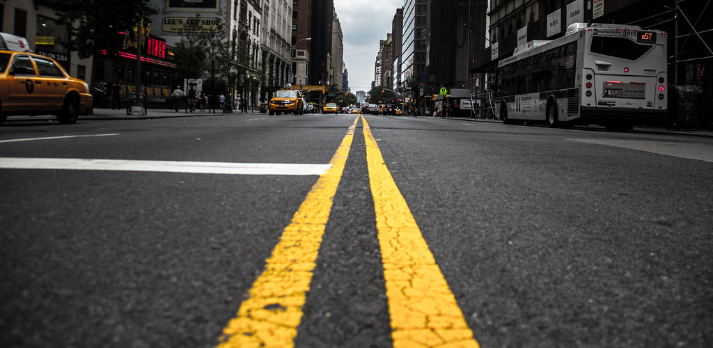 Image Gallery street lines