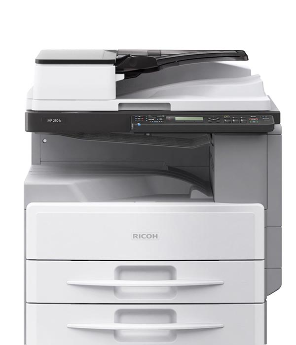Tại sao phải lựa chọn máy photocopy RICOH MP3353?