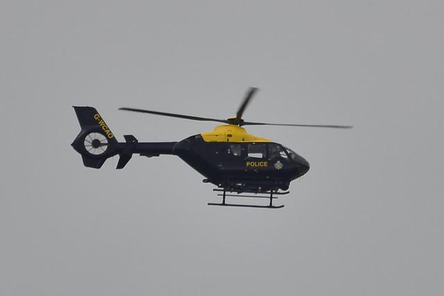 G-WCAO Eurocopter EC 135T2+
