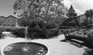 Chateau St. Jean - Garden