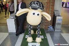 THE PEARLY KING No.44 - Shaun The Sheep - Shaun in the City - London - 150512 - Steven Gray - IMG_0591