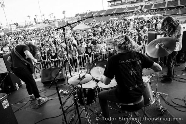 Fuzz @ Grizzly Fest 5/16/2015