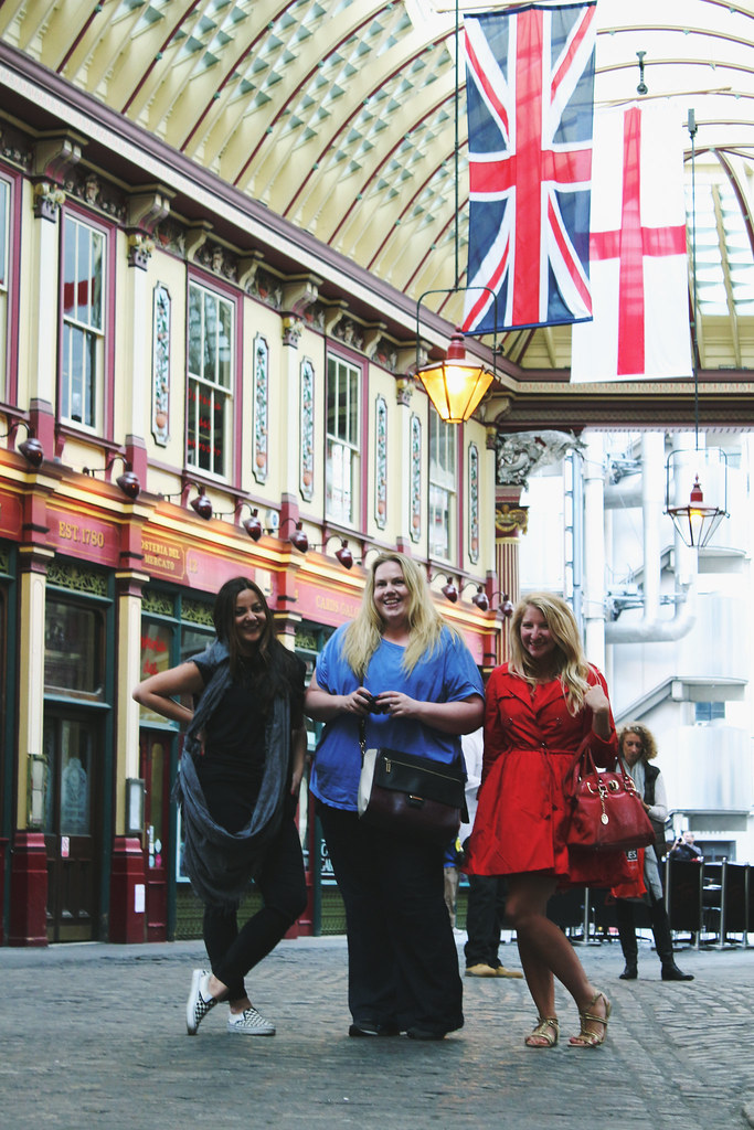 Trip4Real Black Cab London Tour Leadenhall 3