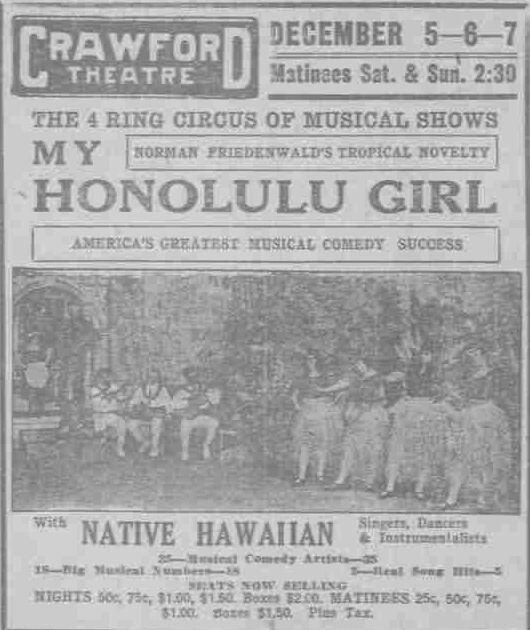 My Honolulu Girl 2