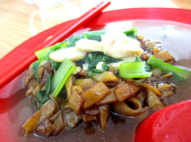 Kheng Nam Cafe fried kway teow