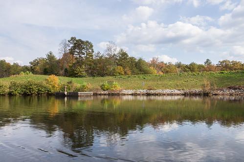 Lake Oolenoy dam - 2