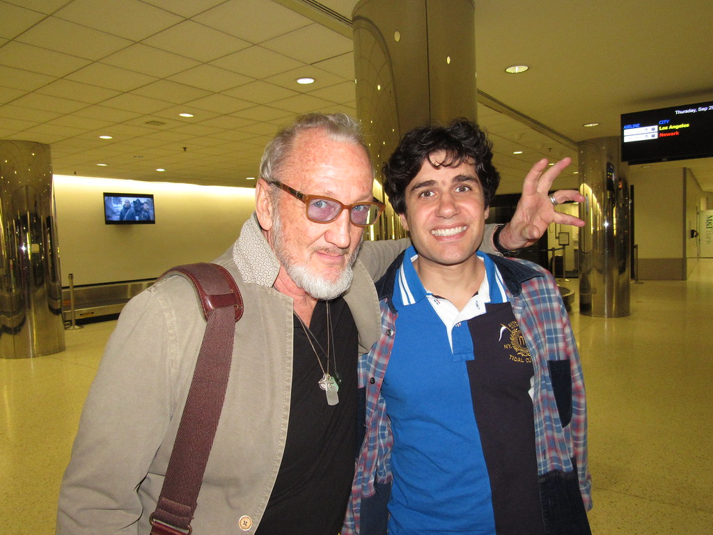 Celebrity meet and greets october 2016 robert englund kristyandbryce Image collections