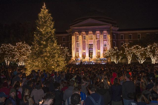 SMU Celebration of Lights 2016