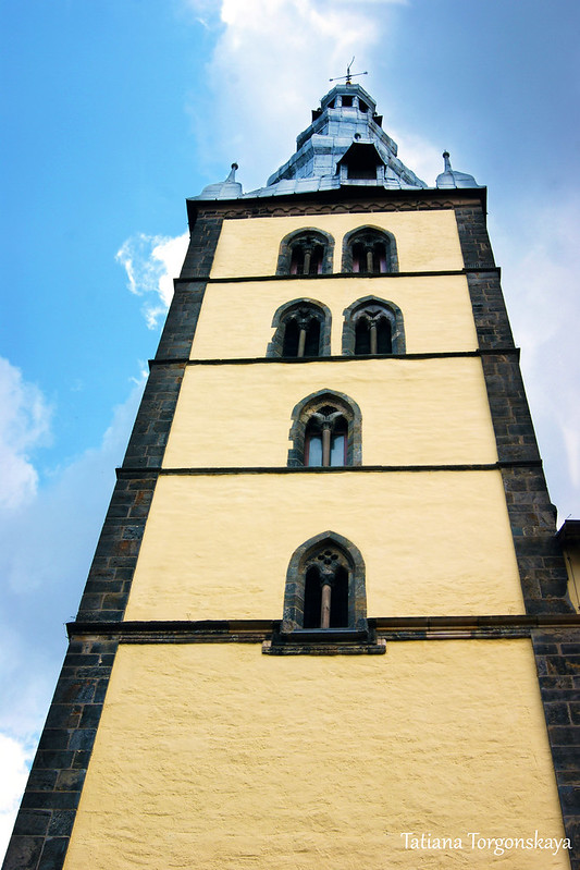 Колокольня церкви Св. Николая