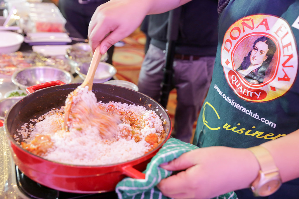 Dona Elena Spanish Cooking Class-36