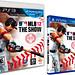 MLB 12 The Show Box Art (PS3 & Vita)