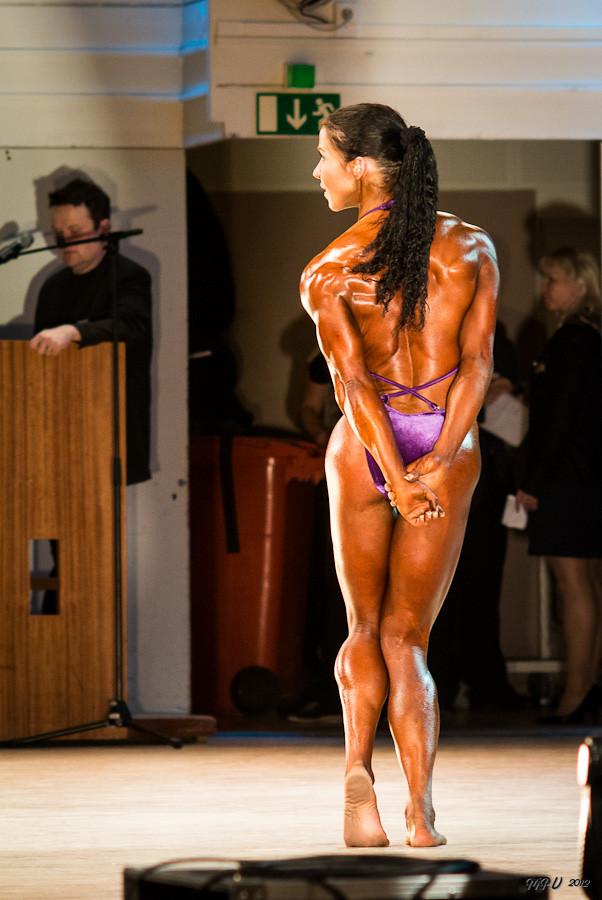 Classic bodybuilding - women   Minna Vento.   Marko Vallius   Flickr