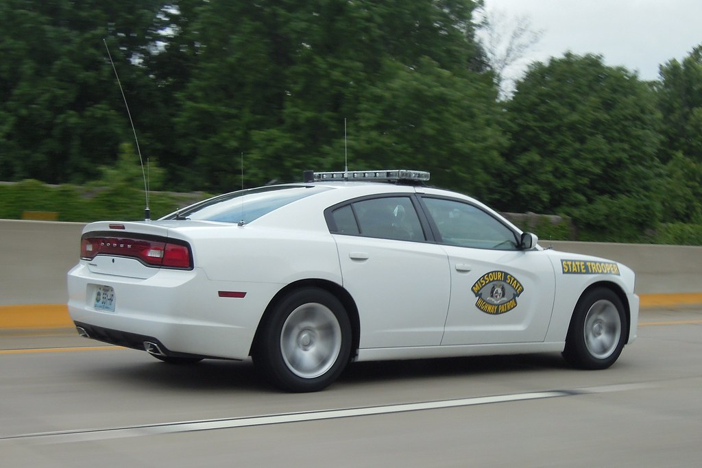 White Dodge Charger >> Missouri State Highway Patrol New Dodge Charger Police Car… | Flickr