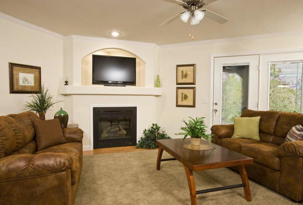 Sunshine Mobile Homes Fireplace Electric Or Wood