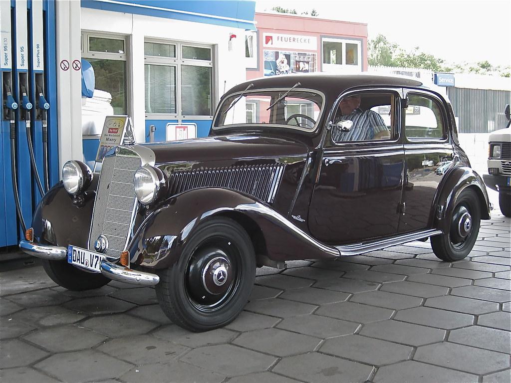 1949 mercedes benz w136 170v va this 170 must be a for Mercedes benz in va