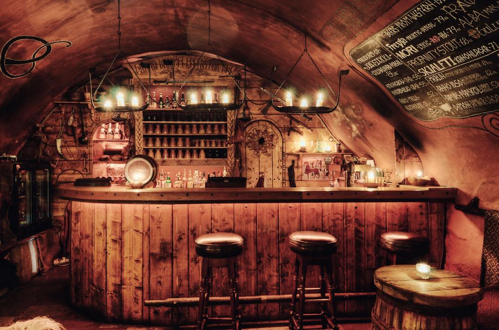 Aifur Viking Bar I | Aifur is a viking themed tavern