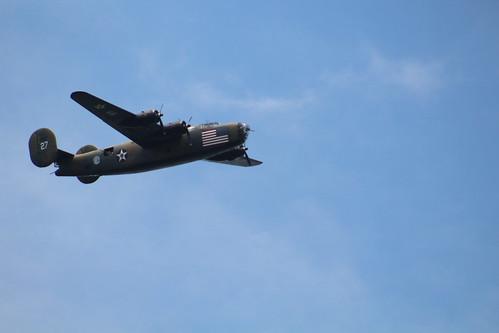 K: B-24 Liberator