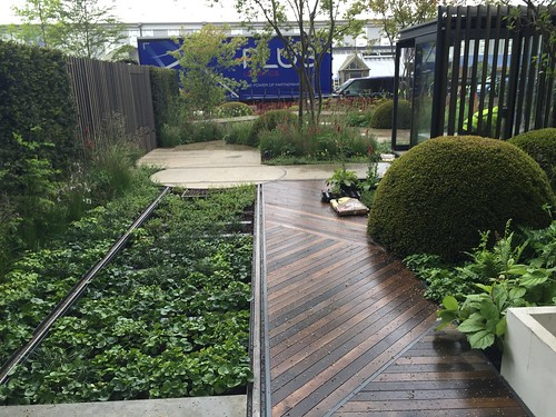 Chelsea flower show 2015 the rich brothers cloudy bay for Bbc garden designs