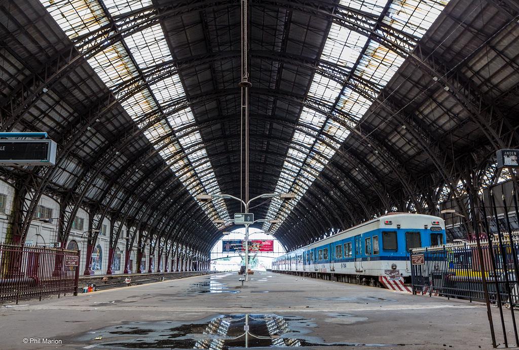 Retiro train station - Buenos Aires