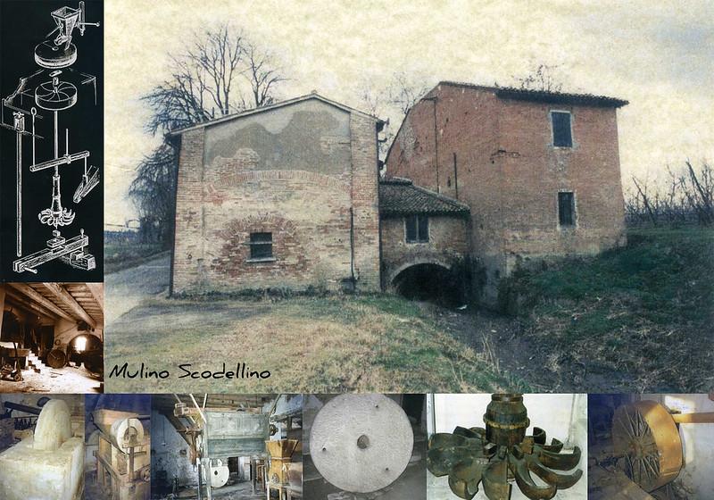 Giornate europee dei Mulini 16 e 17 maggio: Porte aperte al Mulino Scodellino