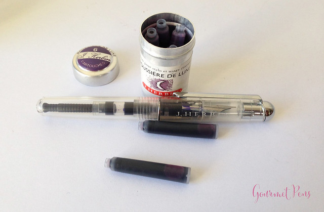 Review J. Herbin Fountain Pen @BureauDirect (1)
