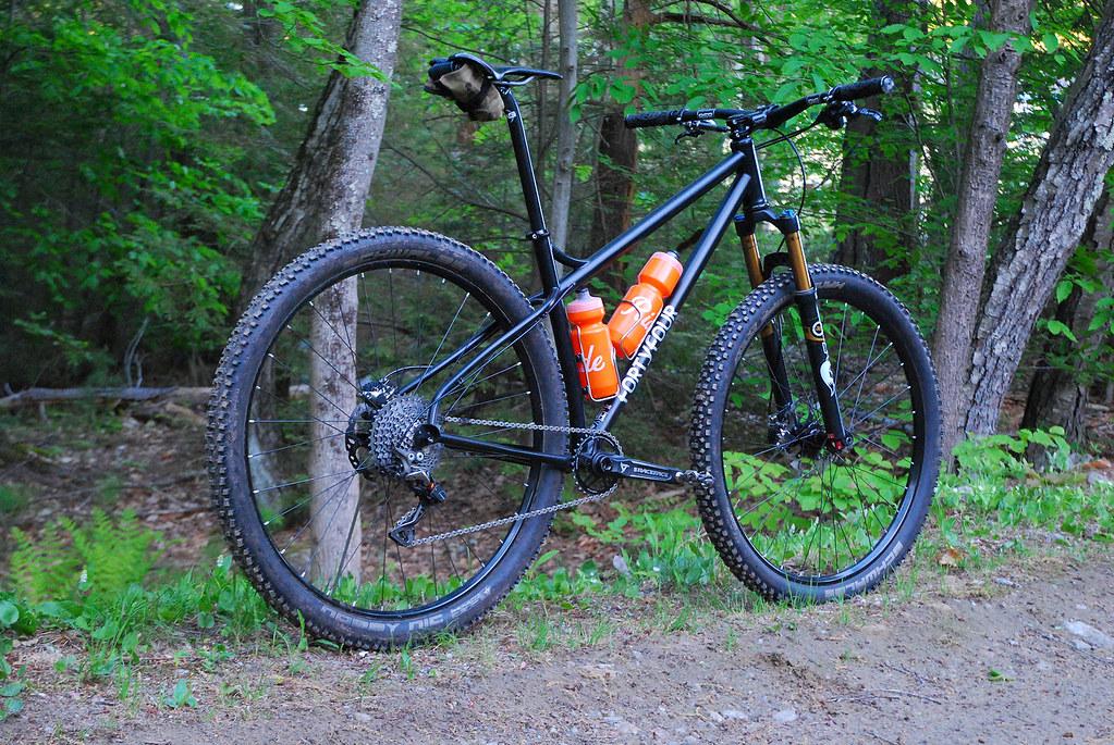 44HQ X Shimano XTR M9000 Shake Down – 44 Bikes