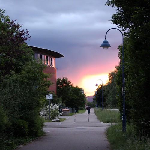 Technicolor sunset II