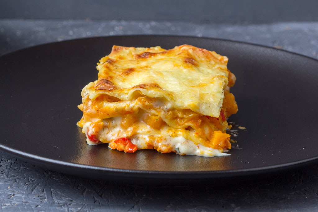 Kürbislasagne via lunchforone