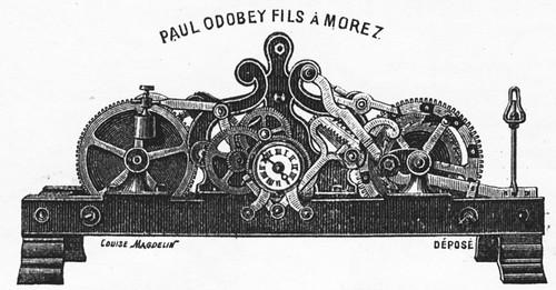 Maquinaria Odobey