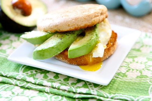 Egg and Avocado Sandwich 002 | by Hungry Housewife