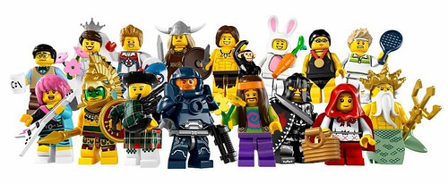 Lego Minifigures Series 7 --- coming to stores soon | by Five Below