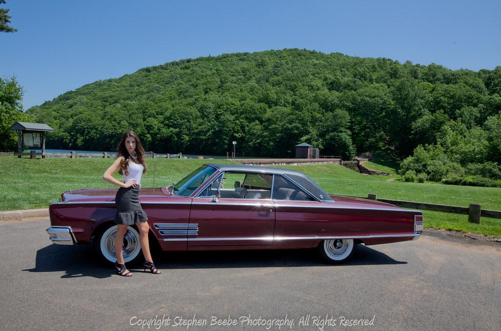 Heather W 1966 Chrysler 300 Bordaine Flickr