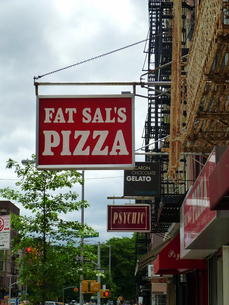 New York Pizza Cafe Venicefl Menu