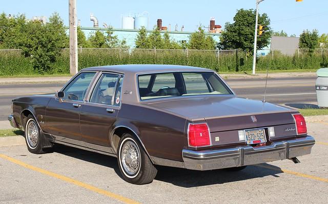 1980 Oldsmobile Delta 88 Royale Brougham 4 door | Flickr ...1980 Oldsmobile Delta 88 Royale Brougham