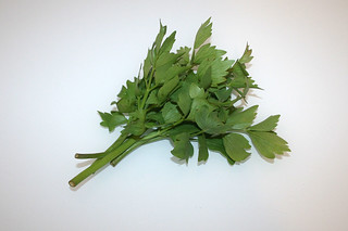 11 - Zutat Liebstöckel / Ingredient lovage