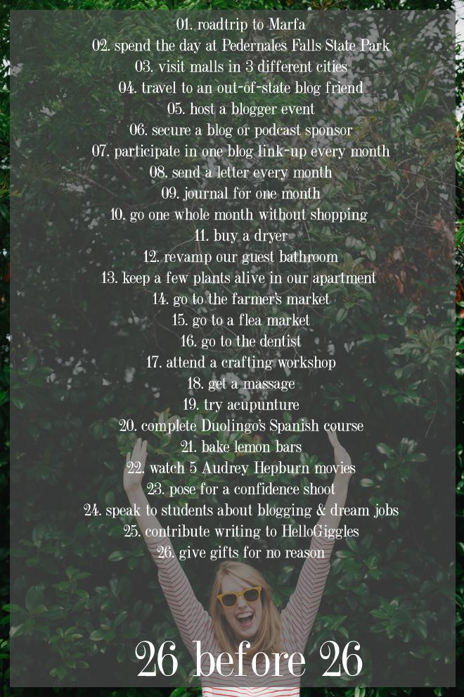26-before-26-birthday-bucket-list