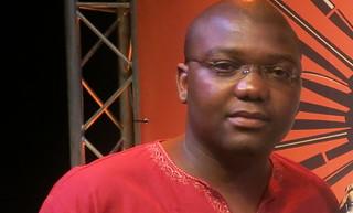 Thando Mgqolozana